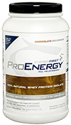 >ProEnergy Premium Whey Protein Isolate - Chocolate (2 lbs)