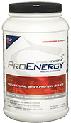 >ProEnergy Premium Whey Protein Isolate - Strawberry (2 lbs)