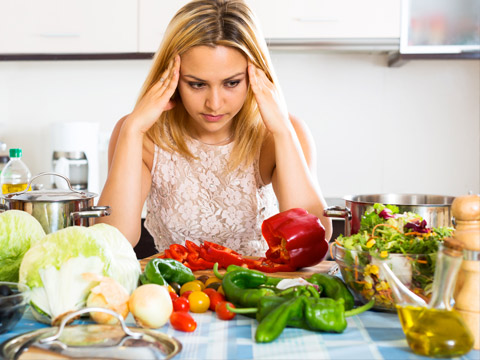 Depression - 5 Tasty Ways to Battle the Blue Funk with Food