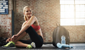 """Recover from a workout. Replenish your nutrient stores. Recharge your batteries."""""""