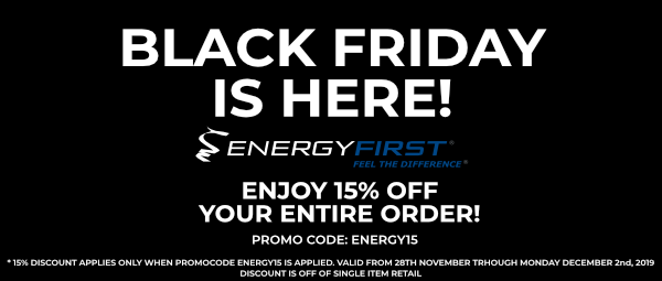 Black Friday is here! Enjoy 15% Off!