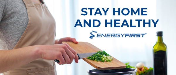 Stay at home and Healthy!