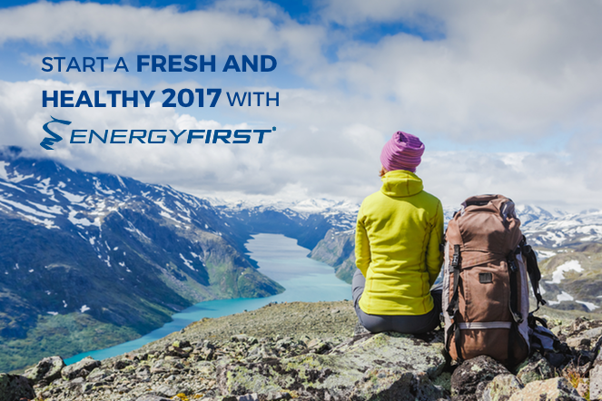 Have a Happy and Healthy New Year with EnergyFirst!