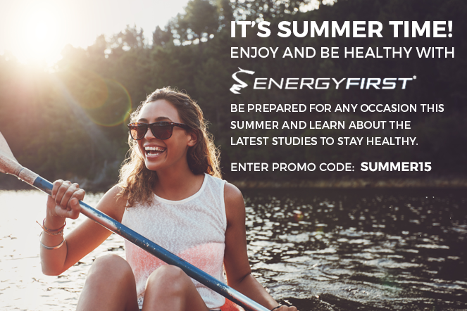 Here's to a Healthy & Active Summer