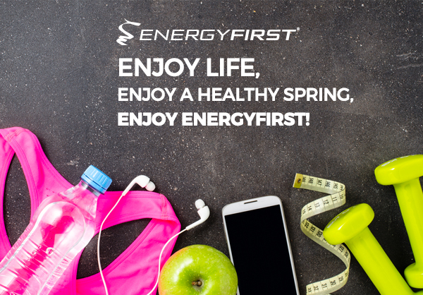 Welcome Healthy Spring!