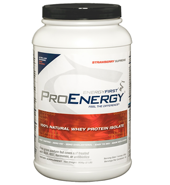 EnergyFirst Strawberry Whey Protein Powder