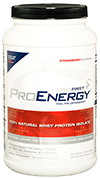 Whey Protein powder Strawberry